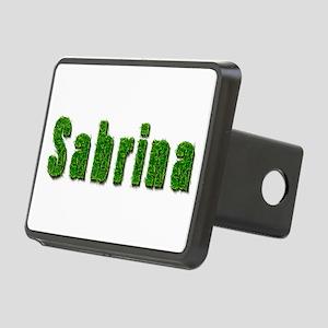 Sabrina Grass Rectangular Hitch Cover