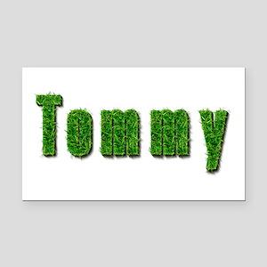 Tommy Grass Retangular Car Magnet