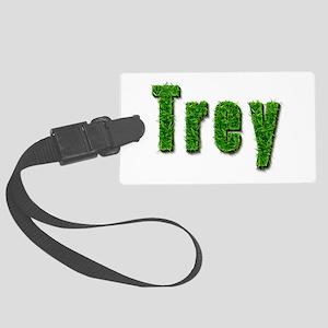 Trey Grass Large Luggage Tag