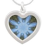 Forest Blue 8pt Necklaces