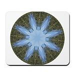 Forest Blue 8pt Mouse Pad