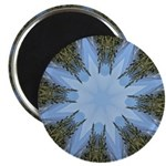 Forest Blue 8pt Magnets