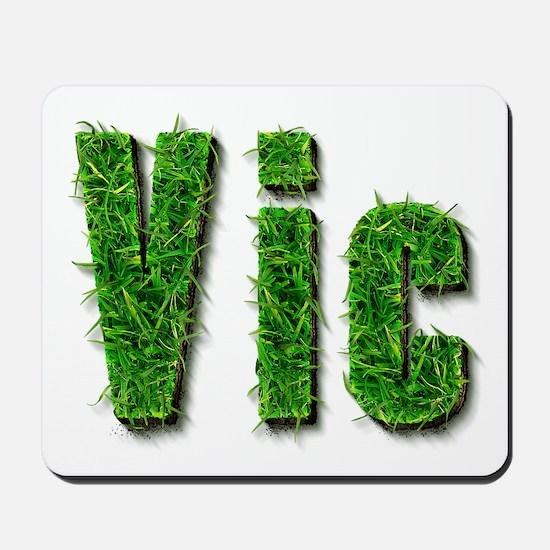 Vic Grass Mousepad