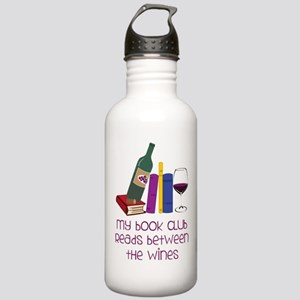 My Book Club Stainless Water Bottle 1.0L