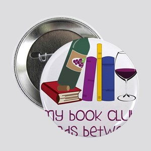 "My Book Club 2.25"" Button"