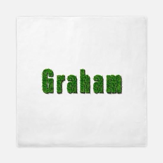 Graham Grass Queen Duvet
