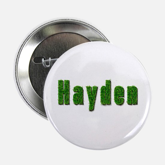 Hayden Grass Button