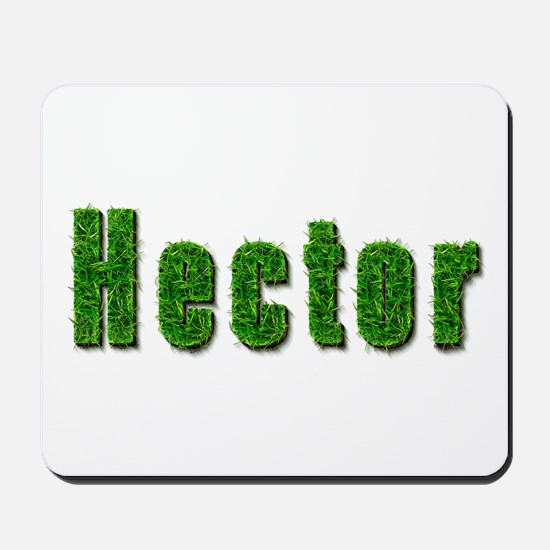 Hector Grass Mousepad