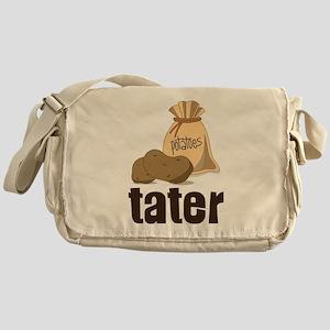 Tater Messenger Bag