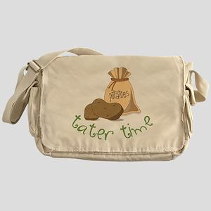 Tater Time Messenger Bag