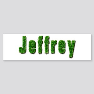Jeffrey Grass Bumper Sticker
