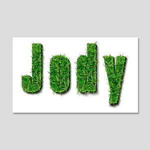 Jody Grass 22x14 Wall Peel