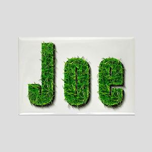 Joe Grass Rectangle Magnet