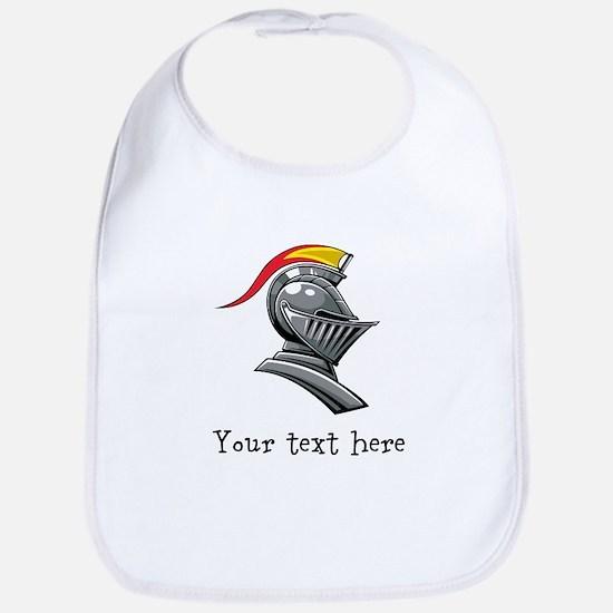 Customizable Knights Helmet Bib