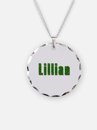 Lillian Grass Necklace