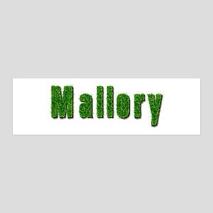 Mallory Grass 36x11 Wall Peel