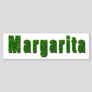 Margarita Grass Bumper Sticker