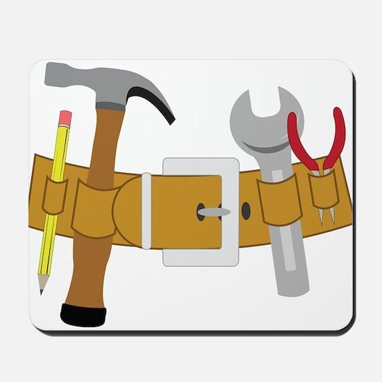 Handyman Tools Mousepad