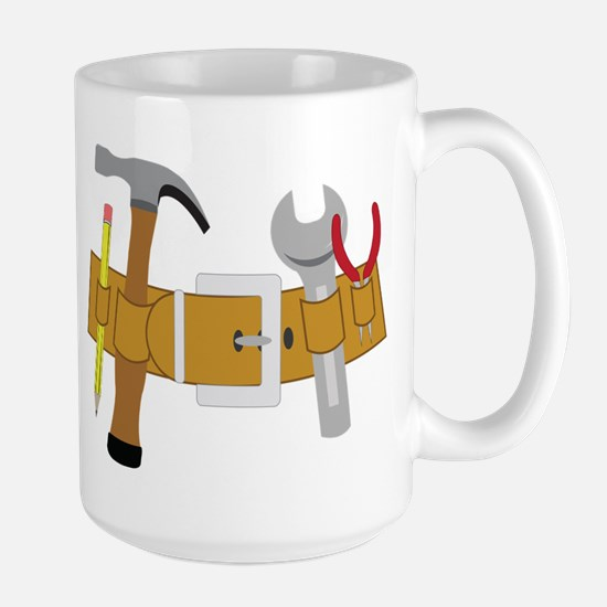 Handyman Tools Large Mug