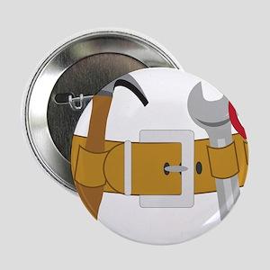 "Handyman Tools 2.25"" Button"