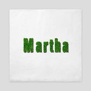 Martha Grass Queen Duvet