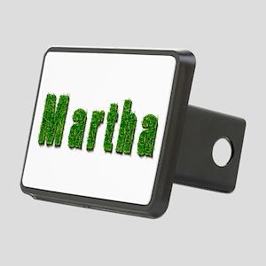 Martha Grass Rectangular Hitch Cover