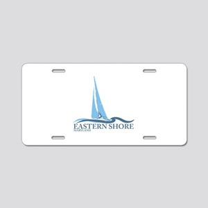 Eastern Shore MD - Sailboat Design. Aluminum Licen