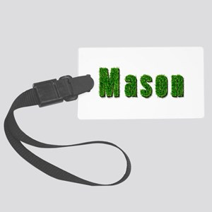 Mason Grass Large Luggage Tag
