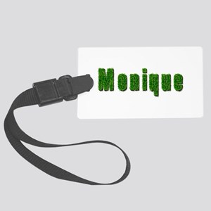 Monique Grass Large Luggage Tag