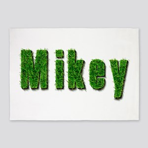 Mikey Grass 5'x7' Area Rug
