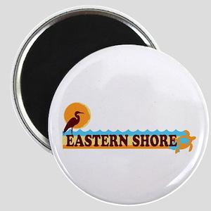 Eastern Shore MD - Beach Design. Magnet