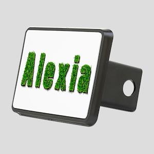 Alexia Grass Rectangular Hitch Cover