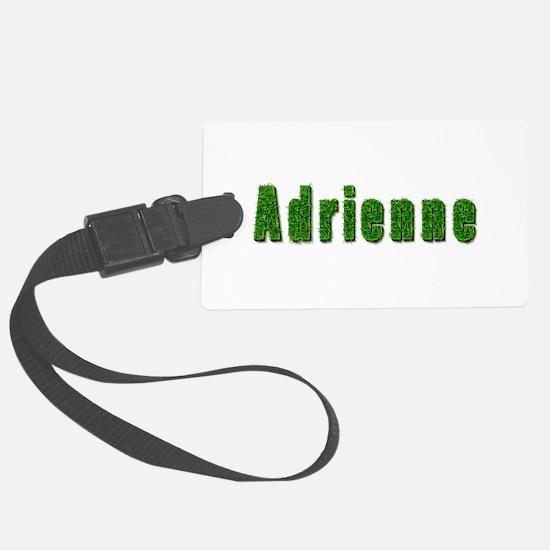 Adrienne Grass Luggage Tag