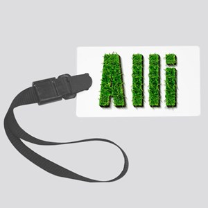 Alli Grass Large Luggage Tag
