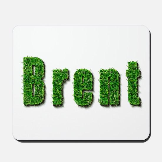 Brent Grass Mousepad