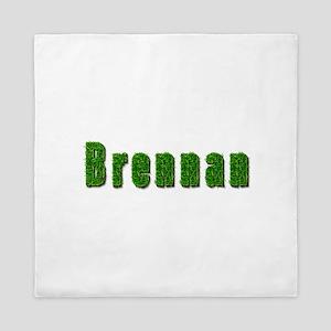 Brennan Grass Queen Duvet