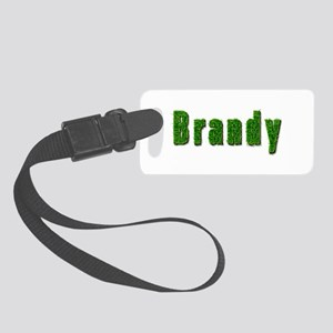 Brandy Grass Small Luggage Tag