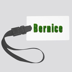 Bernice Grass Large Luggage Tag