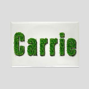 Carrie Grass Rectangle Magnet