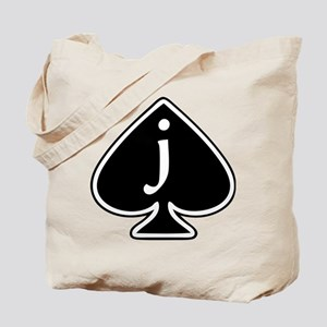 Jack Of Spades Tote Bag