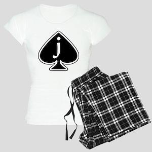 Jack Of Spades Women's Light Pajamas