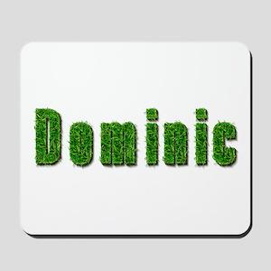 Dominic Grass Mousepad