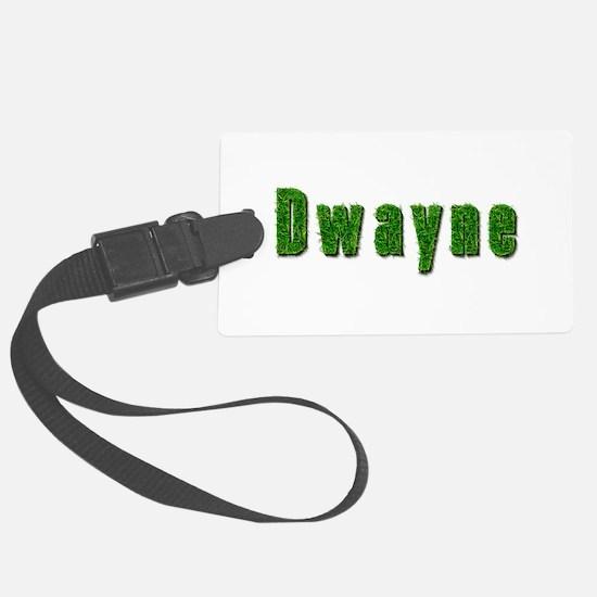 Dwayne Grass Luggage Tag