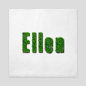 Ellen Grass Queen Duvet