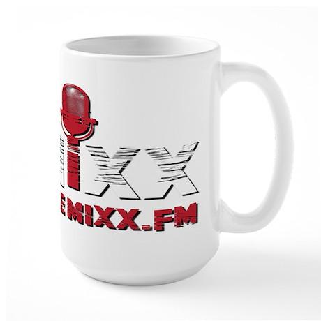 MIXX Logo Large Mug