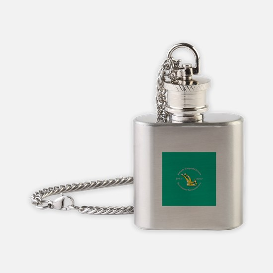 Unique Sinn fein Flask Necklace