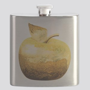 Golden Apple Flask