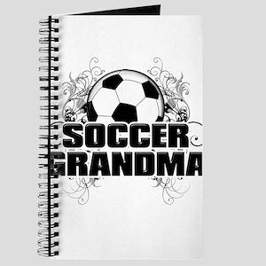 Soccer Grandma (cross) Journal