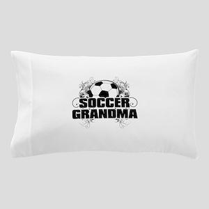 Soccer Grandma (cross) Pillow Case