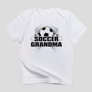 Soccer Grandma (cross) Infant T-Shirt